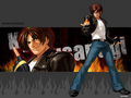 KOF XII- KYO - the-king-of-fighters wallpaper