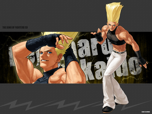 KOF XII- beni - the-king-of-fighters Wallpaper