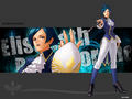KOF XII- bess - the-king-of-fighters wallpaper
