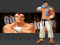 KOF XII- daimon - the-king-of-fighters wallpaper