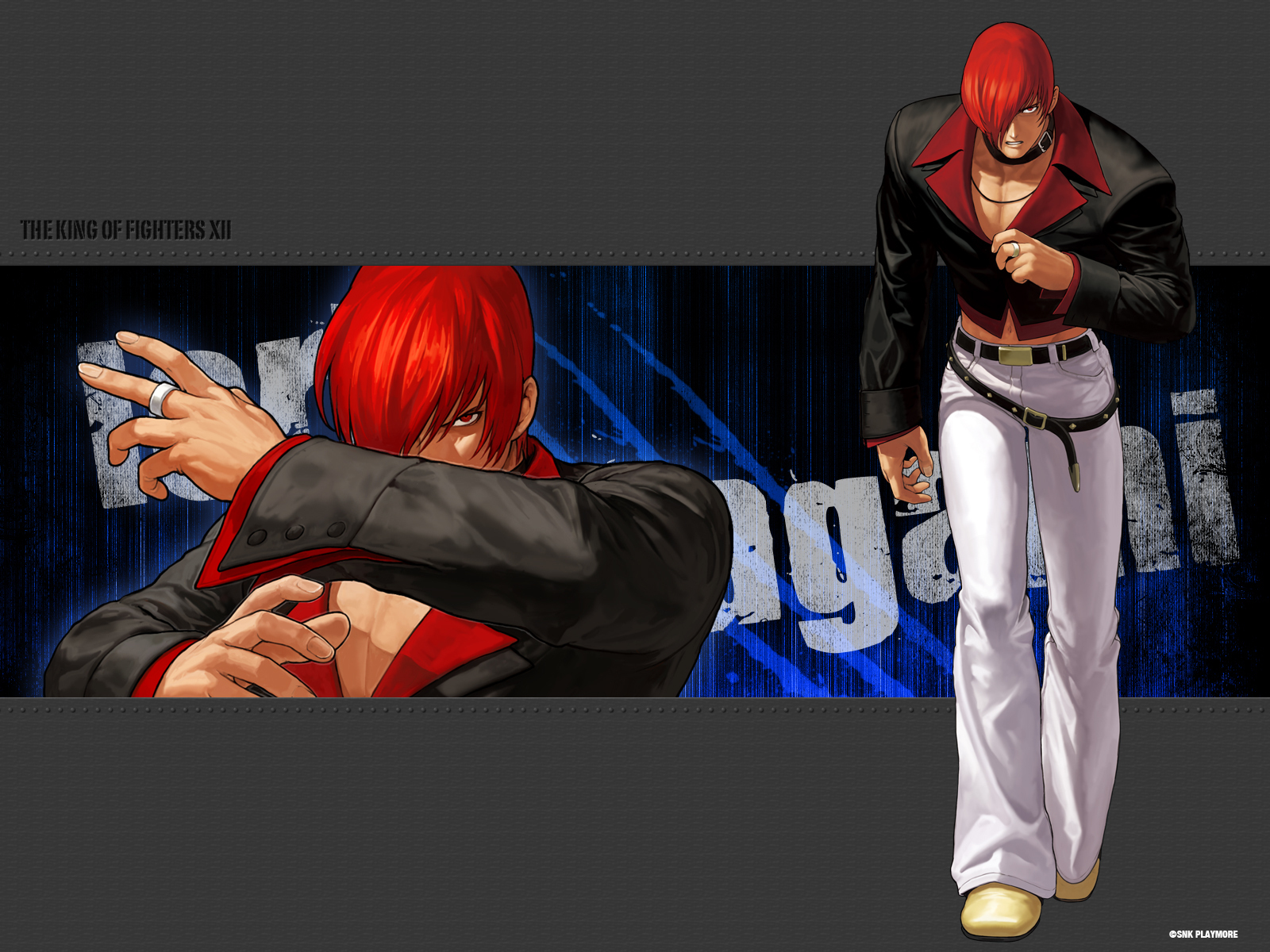 The King of Fighters KOF XII- iori