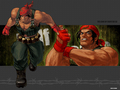 KOF XII- ralf - the-king-of-fighters wallpaper