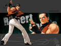 KOF XII- robert  - the-king-of-fighters wallpaper