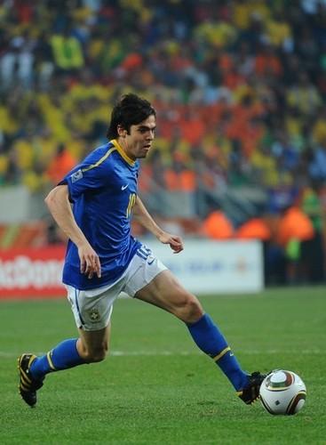 Kaká - Brazil (1) vs Netherlands (2)