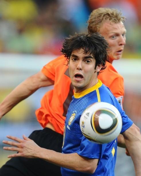Kaka Brazil: Brazil (1) Vs Netherlands (2)