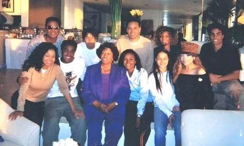 Katherine's Children & Grandchildren