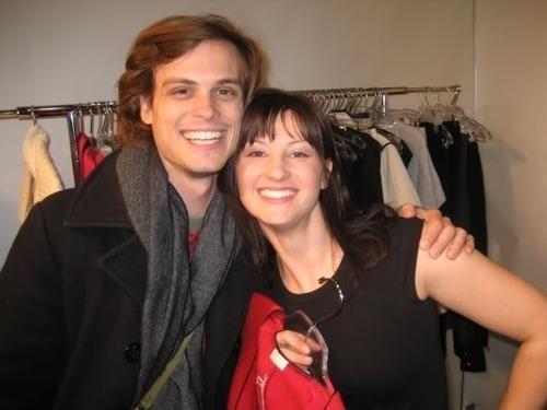 Matthew and Laura Dahl