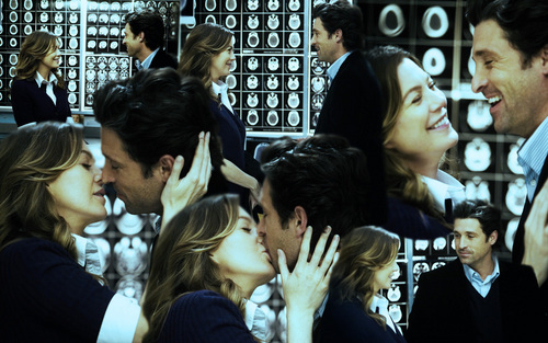Grey's Anatomy wallpaper called MerDer