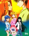 Mermaid Melody 16 DVD