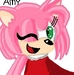 Mini Amy Icon! - amy-rose icon