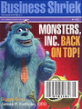 Monsters, Inc. Back on Top! - pixar photo