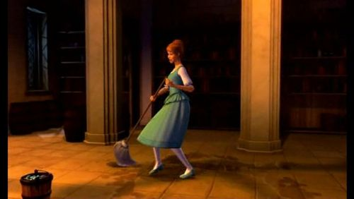 Mop the Floor - aramina Screencap
