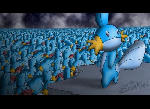 Mudkips Invasion