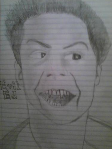My Evil Ed Drawing