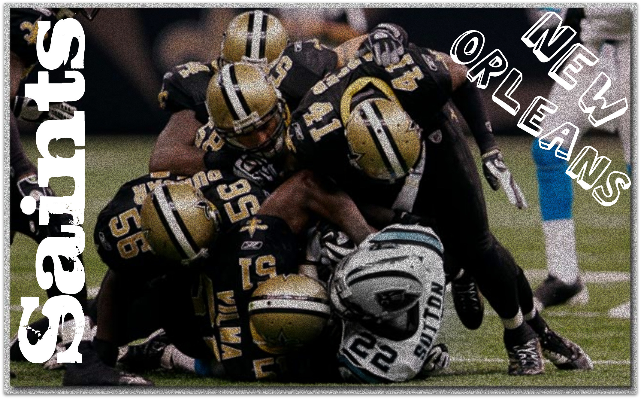 NFL ファン Art