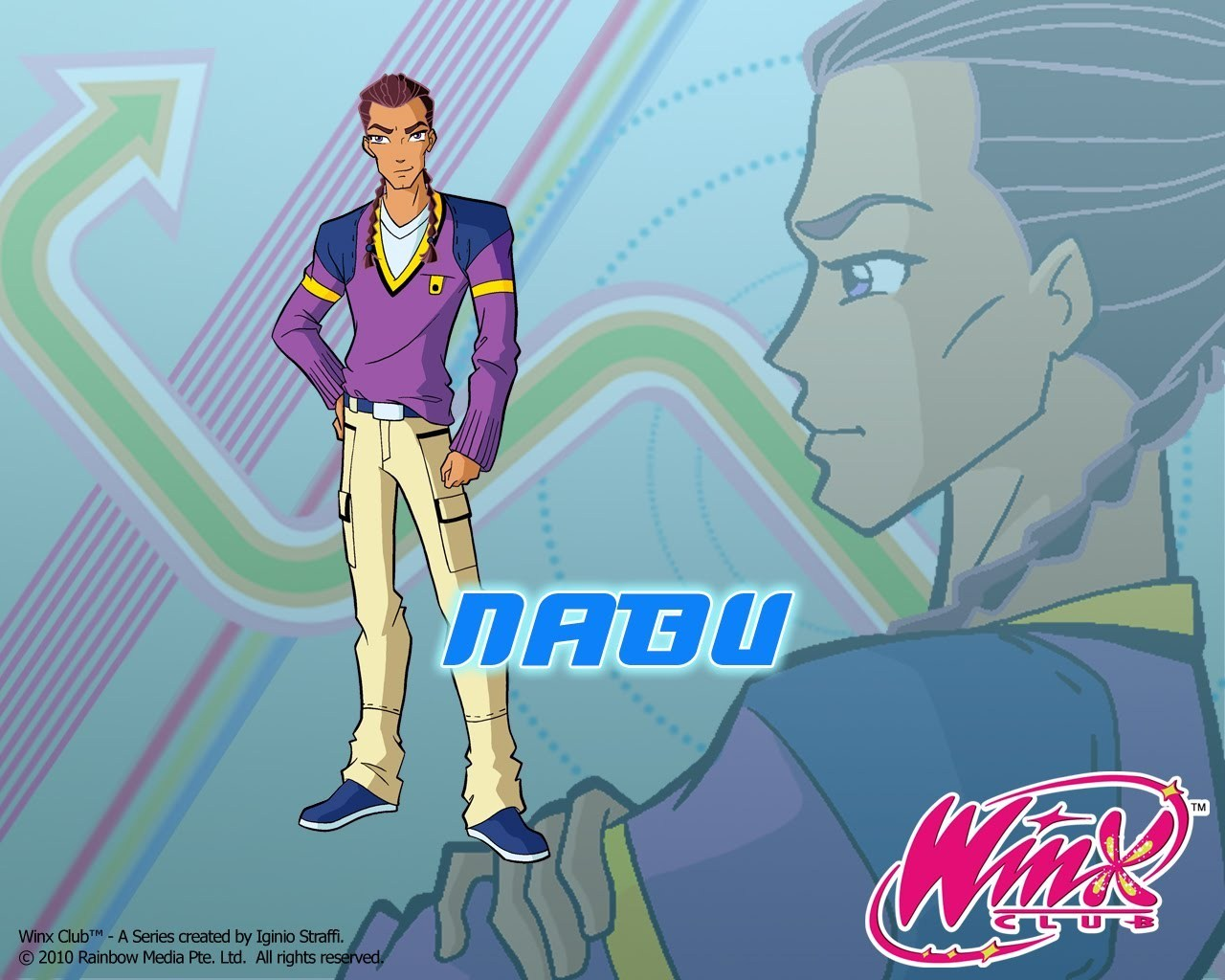 Nabu - the-winx-club wallpaper