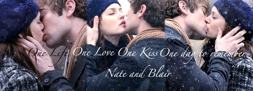Nate and Blair <3