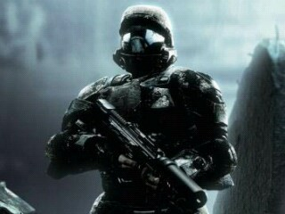 Odst's rookie