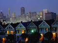 Painted Ladies - san-francisco wallpaper