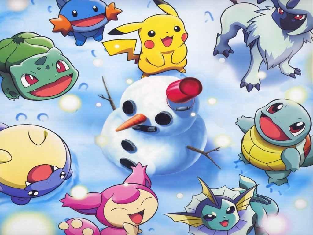 Pokemon-pokemon...
