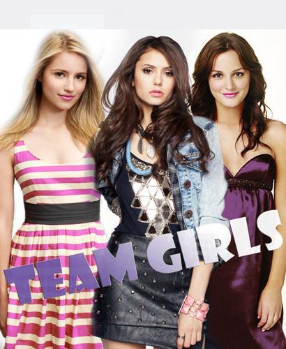 Quinn, Elena and Blair