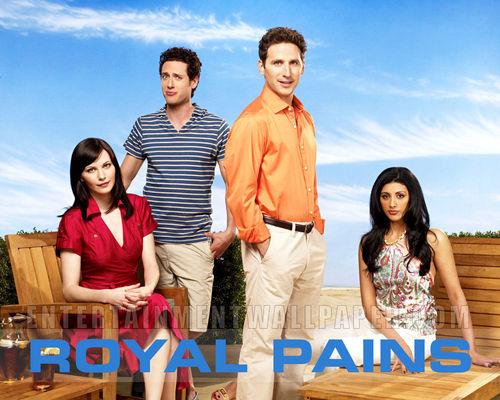 Royal Pains wallpaper entitled Royal Pains