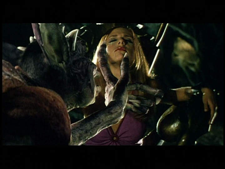 Sarah in Scooby-Doo Deleted Scenes