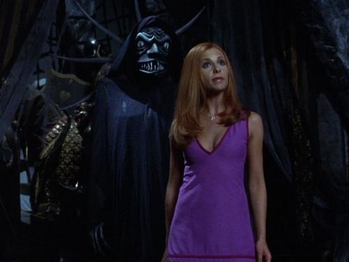 사라 미셸 겔러 바탕화면 entitled Sarah in Scooby-Doo