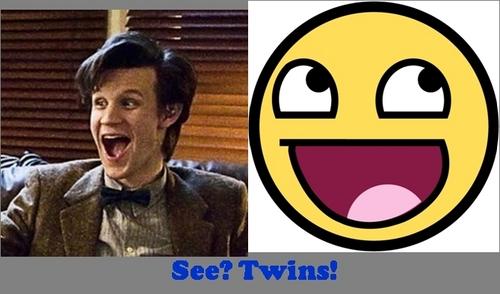 See? Twins!