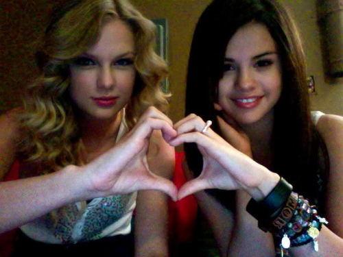 Selena Gomez & Taylor rápido, swift