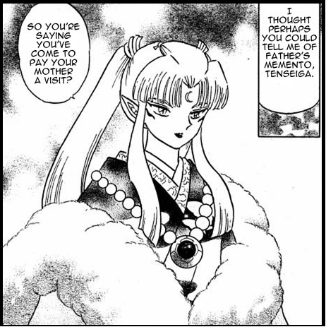 Sesshomaru's Mother