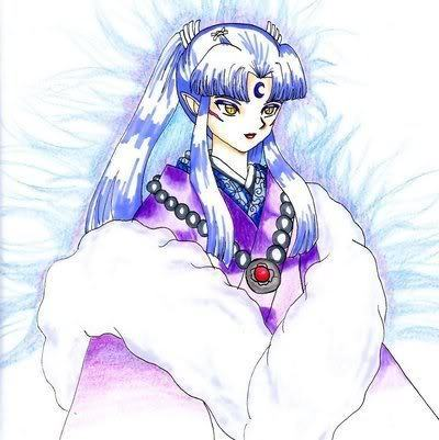 Sesshomaru's Mother - sesshomaru Photo