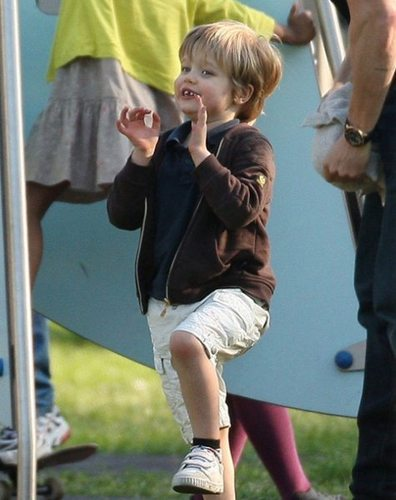 Shiloh - shiloh-nouvel-jolie-pitt Photo
