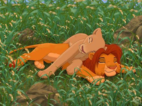 Simba&Nala ♥