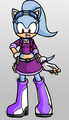Sonica Hedgehog - girl-sonic-fan-characters photo