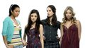 Spencer,Aria,Hanna&Emily (HQ)