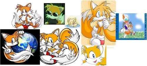 Tails wallpaper