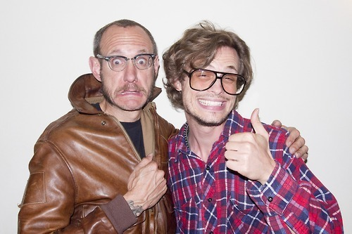 Terry as MGG and MGG as Terry