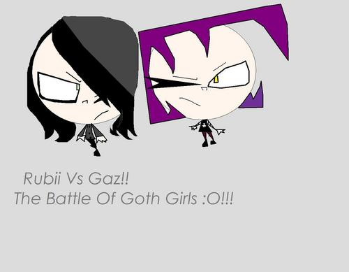 The GothGirl Battle >:)