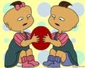 The twins - rugrats photo