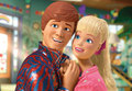 Toy Story 3- Ken and barbie