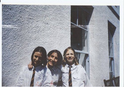 Young Matt, Dom (and Tom Kirk!)