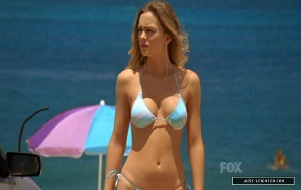 Leighton meester north shore - 2 part 5