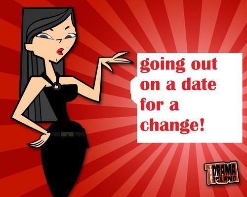 heather getting a date?!