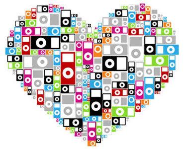ipod Cinta