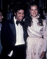 mj + brooke shields - michael-jacksons-ladies photo