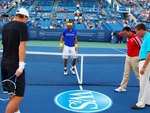 nadal and berdych