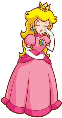 Princess Peach wallpaper called peachy