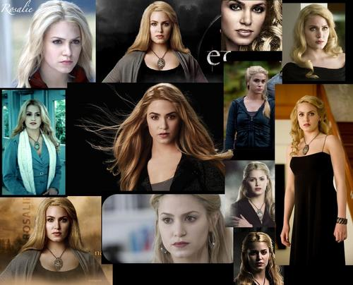 The Cullens wallpaper entitled rosalie cullen/hale