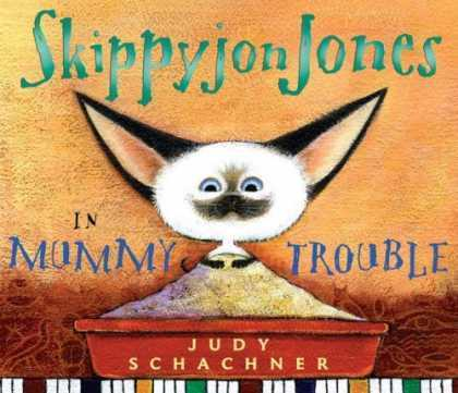 skippy john jones in mummy trouble